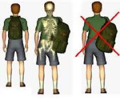 cartable douleur de dos
