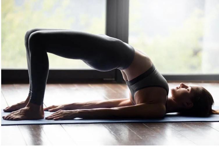 exercice musculaire du bas du dos